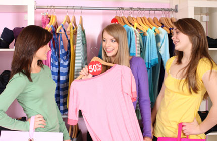 Girls clothing stores Teens clothing store