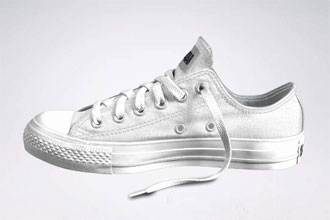Converse Blank Canvas Sneaker