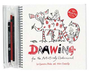 Klutz Drawing Book