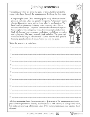 Printables Fifth Grade Reading Worksheets lessons tes teach 5 great reading worksheets grade putting sentences in order