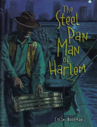 The Steel Pan Man of Harlem