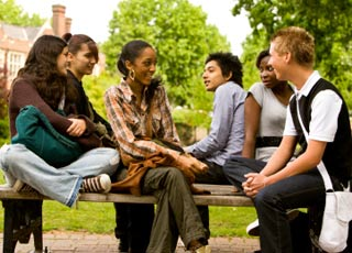 Top tips on helping tweens and teens develop social skills.
