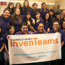 Photo provided by Girls Leadership Academy of Arizona.