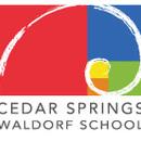 Photo provided by Cedar Springs Waldorf School.