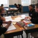 Photo provided by Cesar Chavez PCS for Public Policy - Chavez Prep Middle School.