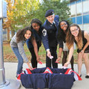 Photo provided by Dover Air Force Base Middle School.