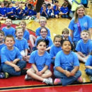 Photo provided by Glenns Valley Elementary School.