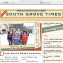 Photo provided by South Grove Intermediate School.