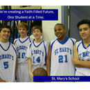 Photo provided by St. Marys School.