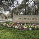 Photo provided by Saint Mary's Hall.