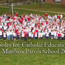 Photo provided by St. Matthias Parish School.