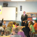 Photo provided by Holz Elementary School.